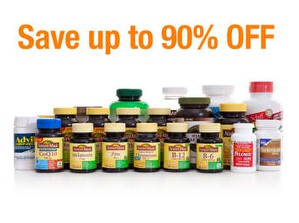 save money on vitamin supplements